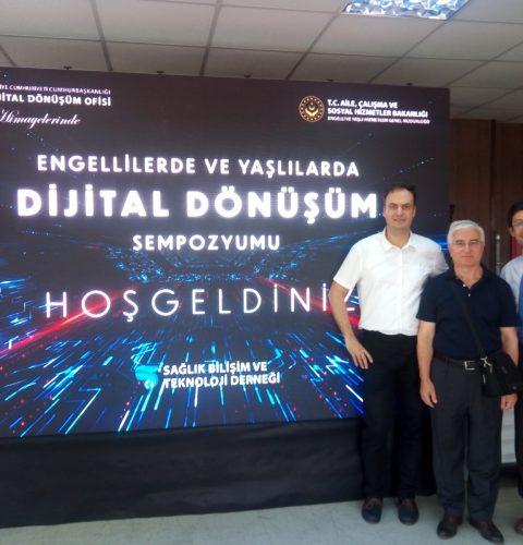 Dijital Dönüşüm Sempozyumu Ziyareti